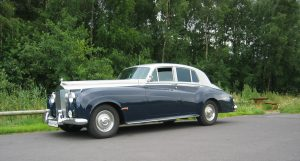 Rolls Royce Silver Cloud 1962